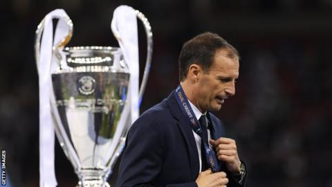 Juventus-Chef Massimiliano Allegri