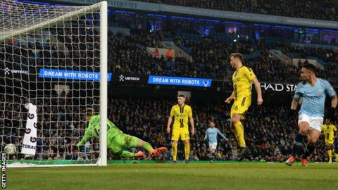 Manchester City Have Scored  Goals In Two Matches With Gabriel Jesus Getting Five Of Them
