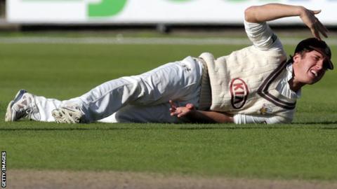 Image result for zafar ansari injury