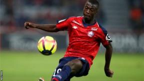 Ivory Coast winger Nicolas Pepe
