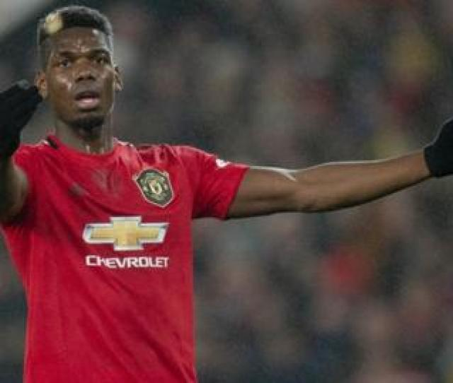 Paul Pogba Man Utd Midfielder To Have Operation On Ankle Injury