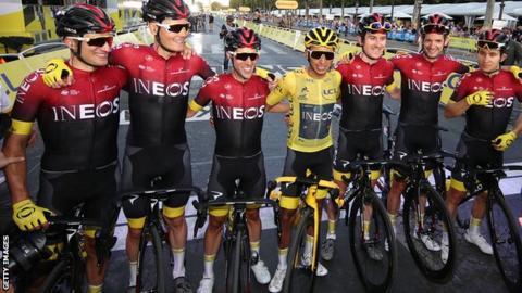 Team Ineos