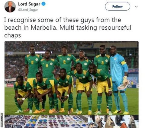 Lord Sugar