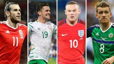 Bale, Brady, Rooney and Davis