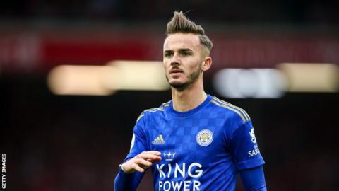 sport James Maddison