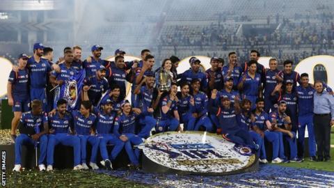 sport Mumbai Indians