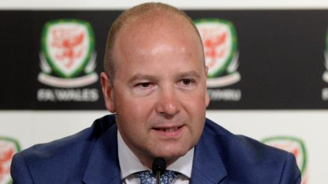 Резултат со слика за FAW chief Jonathan Ford faces probe over 'English' comment