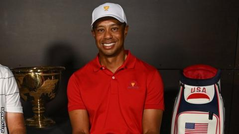Presidents Cup U.S. Team Captain, Tiger Woods
