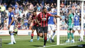 Callum Wilson scored his first Premier League goals at the Vitality Stadium since January
