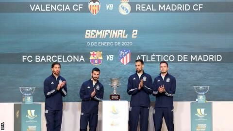 Spanish Super Cup Heads For Saudi Arabia Amid Dissenting Voices