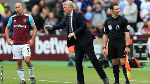 Moyes Makes Flying Start As West Ham Crush Bournemouth 4 0