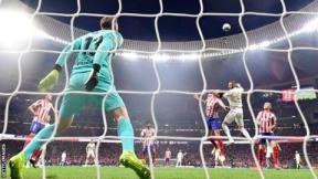 Karim Benzema, Jan Oblak, Atletico Madrid, Real Madrid