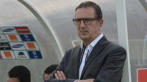 New Algeria coach Georges Leekens