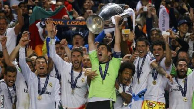 Image result for madrid champions league