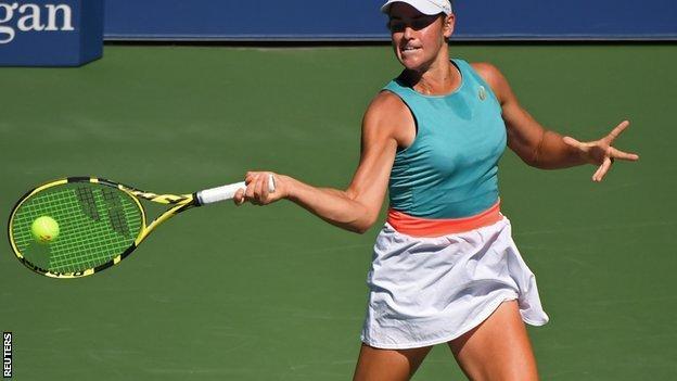 sport Jennifer Brady