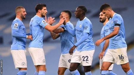 Manchester City: Pep Guardiola's Side Score Five - But Do Attacking Issues  Run Deeper? - BBC Sport