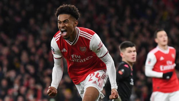 Arsenal Edge Past Leeds In Fa Cup