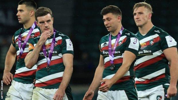 Leicester Tigers players