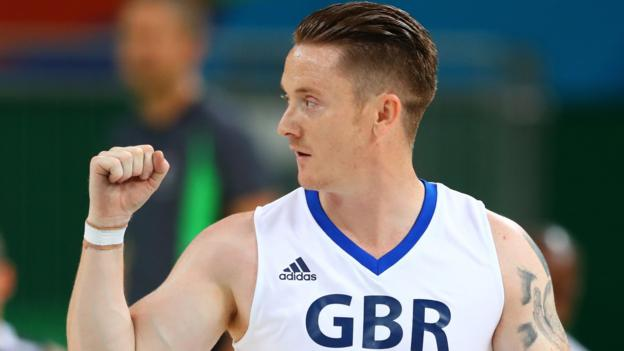 108653857 gettyimages 602413252 - European Wheelchair Basketball Championships: Great Britain reach final