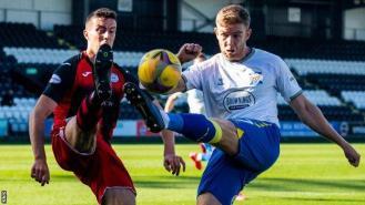 St Mirren & Kilmarnock given 3-0 defeats & £40,000 fines for Covid-19 breaches - BBC Sport