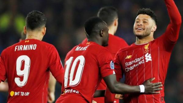 Genk 1-4 Liverpool: Alex Oxlade-Chamberlain with double for Reds