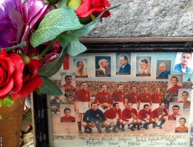 Team photo of Il Grande Torino