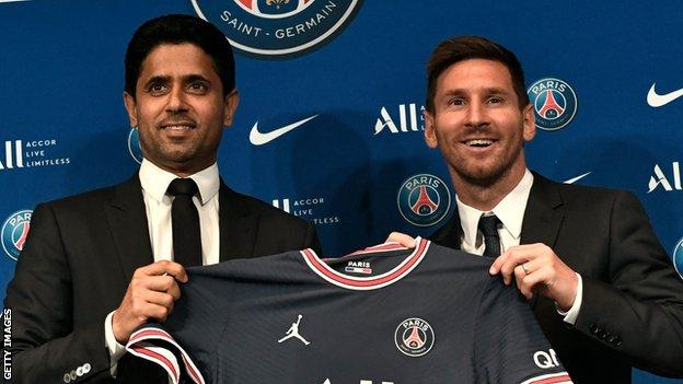 Messi is confident that PSG have a team capable of winning the Champions League