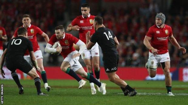 The British and Irish Lions