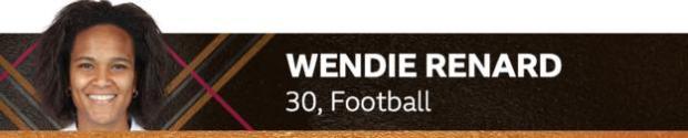 Wendie Renard, 30, football
