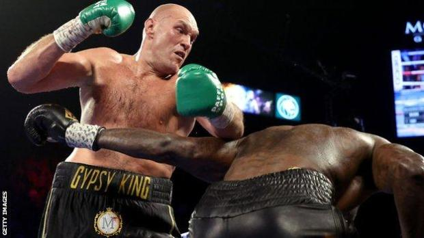 Fury praised Kinahan for his role in moving fight talks forward
