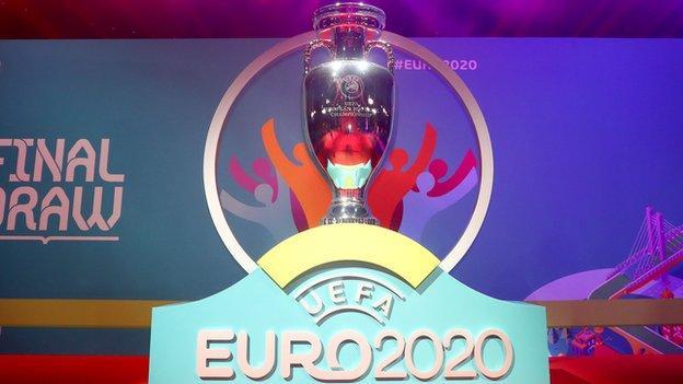 Teams allowed 26-man Euro 2020 squads