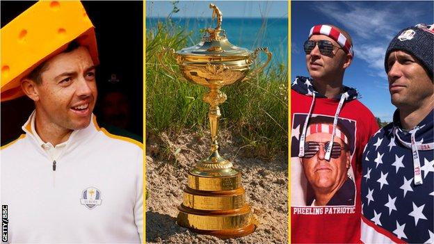 , 'It's been a long time waiting' – everything you need to know about 43rd Ryder Cup, The Evepost BBC News