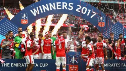 Arsenal remporte la FA Cup
