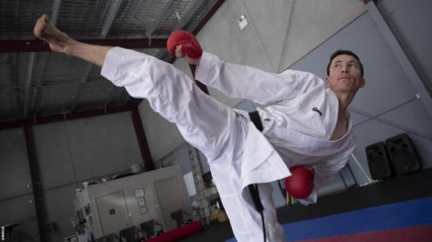 Sultani training in Australia
