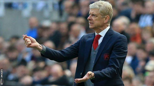 , Wenger ready to 'gamble' on match calendar overhaul, The Evepost BBC News