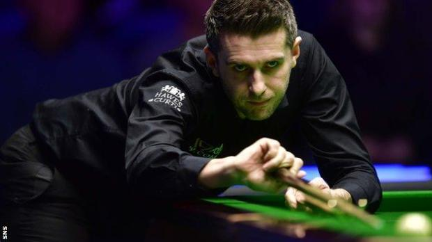 Scottish Open champion Mark Selby has won his last 11 ranking finals