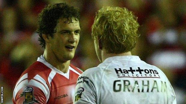 Sean O'Loughlin and James Graham