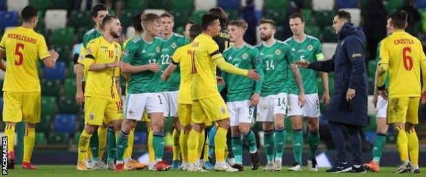 Northern Ireland are without a win in their 10 Nations League games to date
