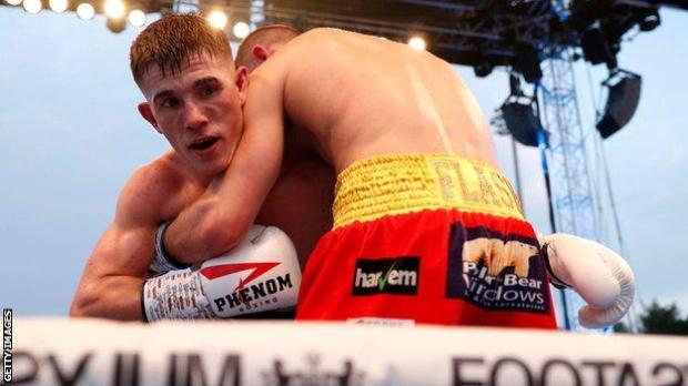 Super-Bantamweight Brad Foster will top the bill at Warren's show on Friday