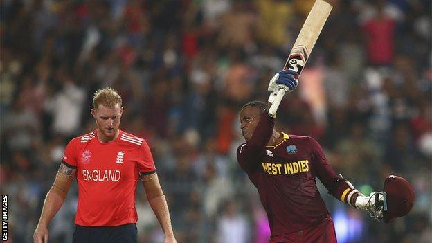 , Marlon Samuels charged with breaching the ICC's anti-corruption code, The Evepost BBC News