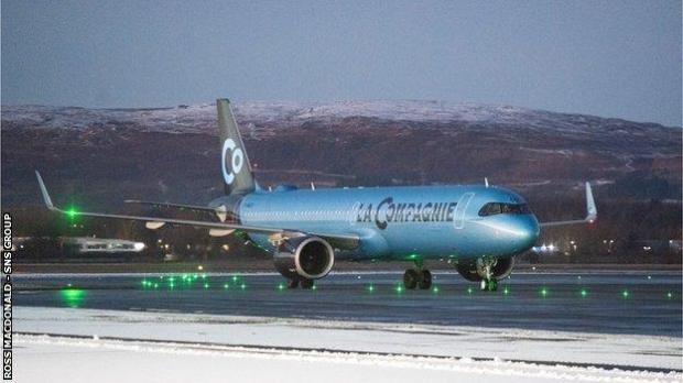 Celtic flight
