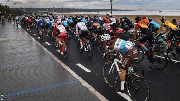 Giro d'Italia riders