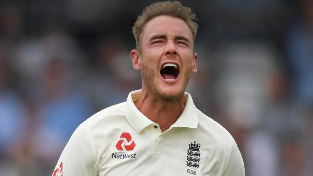 Critical comments about me were not justified, says England's Broad 1