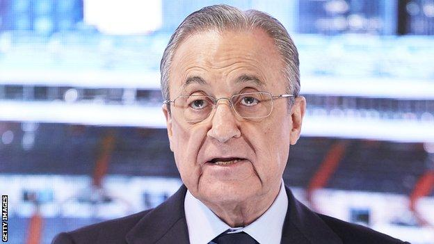 ESL clubs 'cannot leave', says Perez