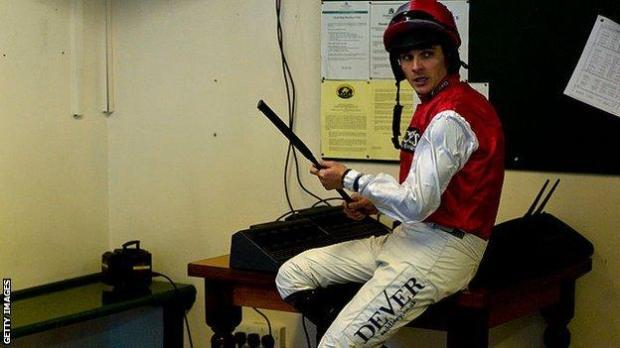 Jockey Liam Treadwell