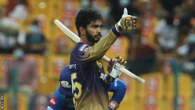 , IPL: Kolkata Knight Riders beat Mumbai Indians to boost play-off hopes, The Evepost BBC News