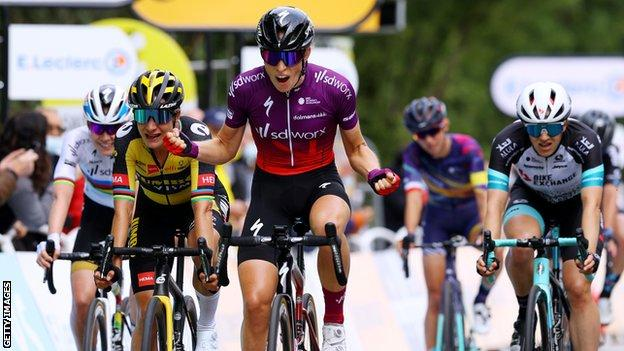 , Tour de France: Women's eight-stage race will feature two mountain stages and summit finish, The Evepost BBC News