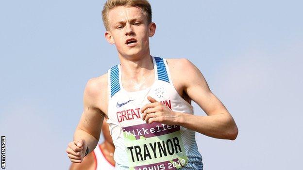 sport Luke Traynor