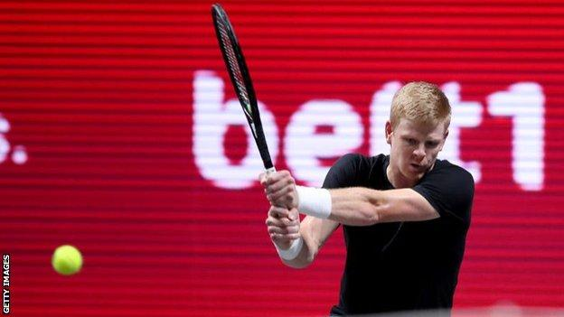 Kyle Edmund is the current British number two