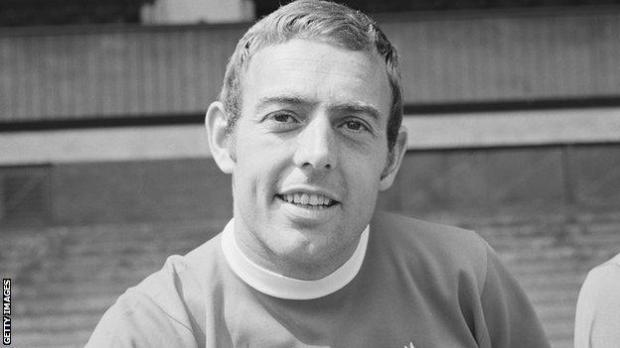 Ian St John scored 118 goals in 425 games for Liverpool